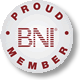 BNI Northern Ireland Proud Member