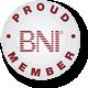 BNI Northern Ireland Proud Member